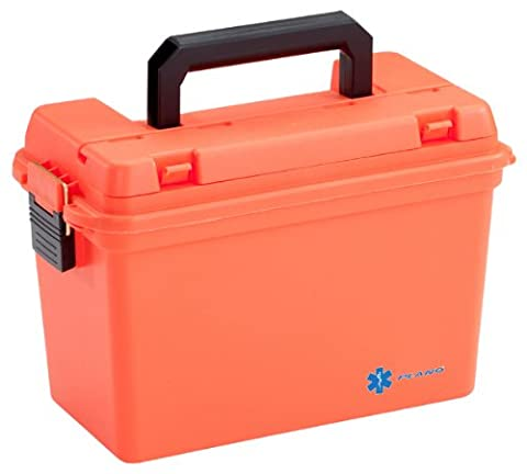 Plano Large Waterproof Medical Box, Lift Out tray