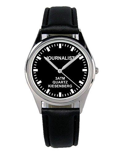 Journalist Beruf Geschenk Fan Artikel Zubehör Fanartikel Uhr B-2442