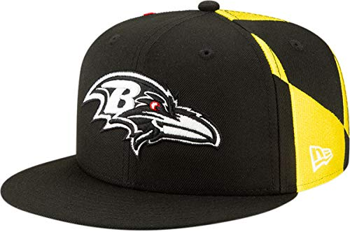 New Era 950 NFL 2019 Spotlight Snapback Cap (Baltimore Ravens) - Ravens Cap New Era