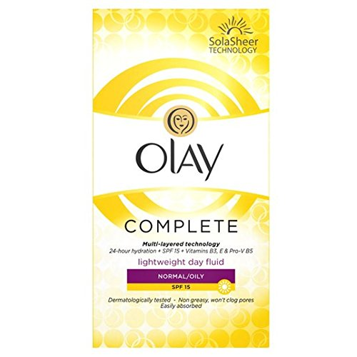 Olay Essentials Soin Complet Hydratant quotidien UV SPF15 100ml Fluid