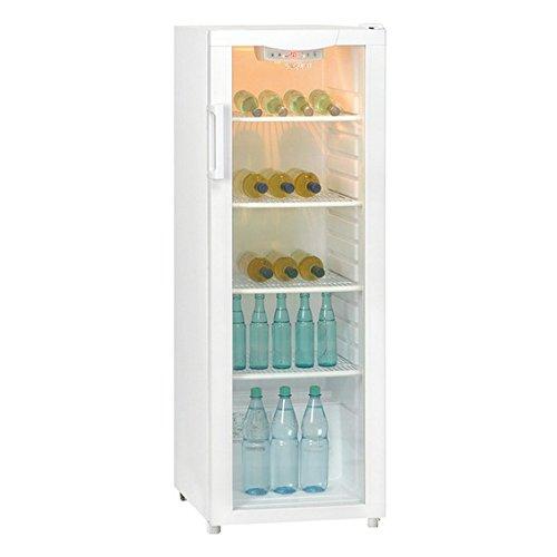 Exquisit KS295GL Kühlschrank / A / 547.5 kWh/Jahr / 221 Liter Kühlteil / 143 cm Höhe / weiß