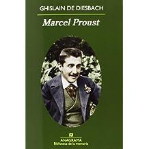 Marcel Proust (Biblioteca de la memoria)