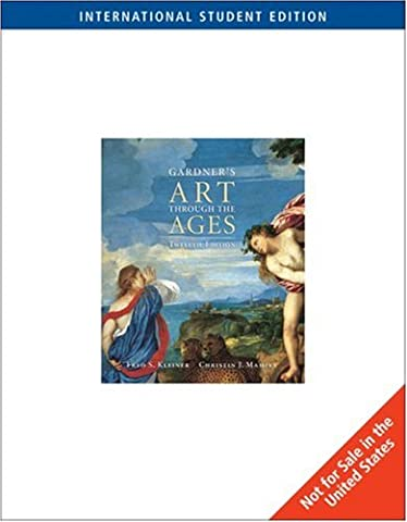 Gardner's Art Through the Ages, w. CD-ROM