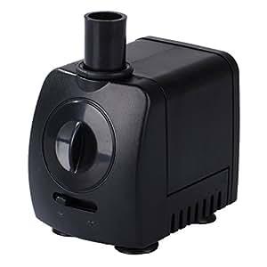 Maxesla mini pompa acqua sommergibile ultra silenzioso 120 for Pompa acqua laghetto