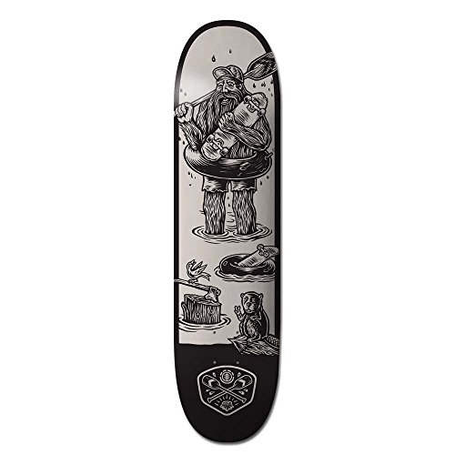 Skateboard Deck Element Timber River 8.2