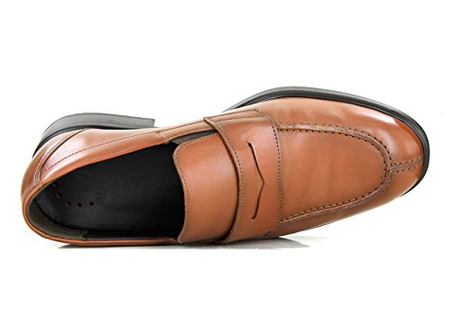 MEPHISTO Fortino - Mocassins / Slippers - Homme Noisette