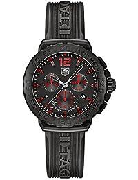 Tagheuer Herren-Armbanduhr Formula 1 Chronograph Quarz Kautschuk CAU111A.FT6024