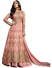 cb4c7a3af2 superx Womens Style Women s Georgette Semi-Stitched Salwar Suit with  Dupatta (12