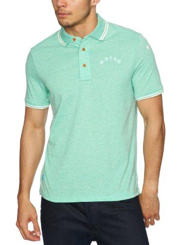 G-Star-Basics-Maglietta da uomo Malachite S