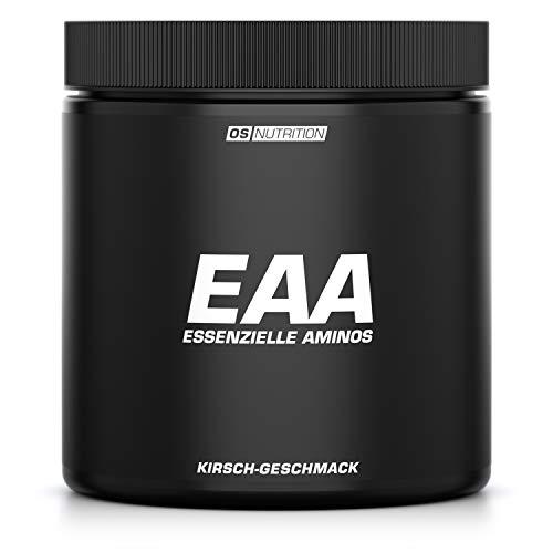 EAA - Essenzielle Aminosäuren - OS NUTRITION Kirsche 360g - made in Germany