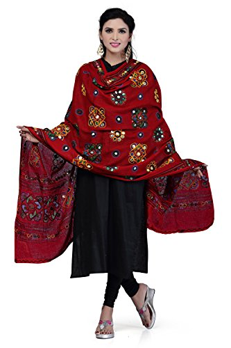 Rani Saahiba Women's Cotton Dupatta