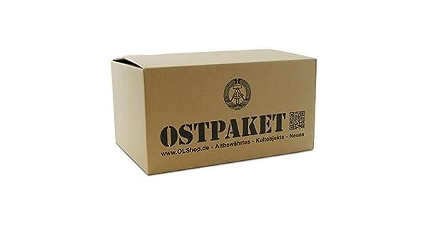 Ostpaket Leerkarton bedruckt groß Geschenkkarton Geschenkverpackung Pappkarton