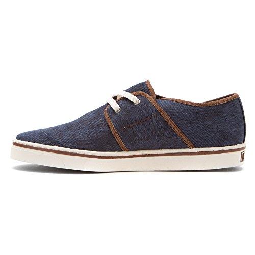 Orthaheel , Chaussures de ville à lacets pour homme Bleu - Bleu marine