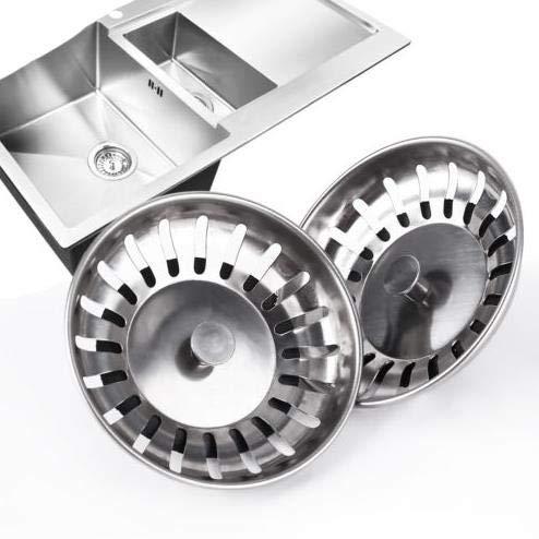 PANGUN 83Mm Ersatz-Strainer Abfallküchen Sink Plugs Fits Die Meisten Modernen Franke Sinks