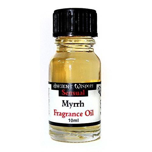 Myrrhe-duft-Öl (Ancient Wisdom Duftöl (10ml) Ihrer Wahl aus unserem Sortiment (Myrrhe))