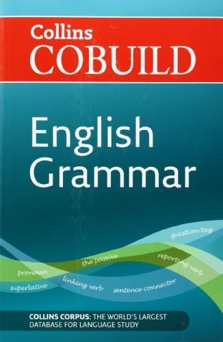 English Grammar (Collins Cobuild) 3rd , 3rd edition by HarperCollins UK (2011) Paperback