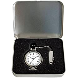 Clock loupe with pocket watch PF11SV