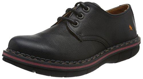 art ASSEN, cordes Chaussures femme Noir (Black)
