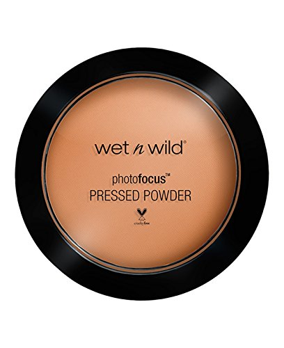 WET N WILD Photo Focus Pressed Powder - Golden Tan (Pressed Powder-cover-girl)