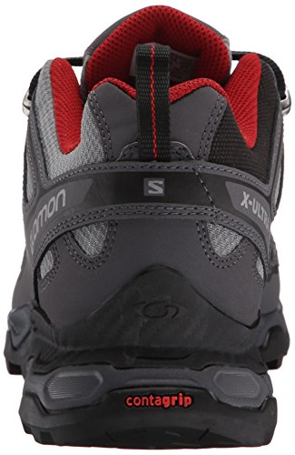 Salomon X Ultra Prime CS WP Deep Water Slateblue Dark Cloud Grau