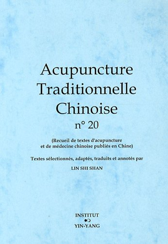 Acupuncture traditionnelle chinoise n° 20
