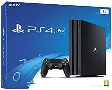 Sony Playstation 4 Pro 1 TB [Importación Inglesa]