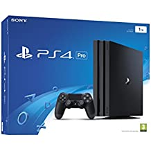 PlayStation 4 Pro (PS4) - Consola de 1 TB
