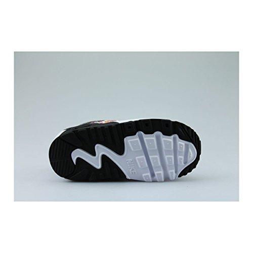 buying cheap reputable site where can i buy Nike Air Max 90 Print Mesh Bébé 833499001 Noir Wiki Rabais ...