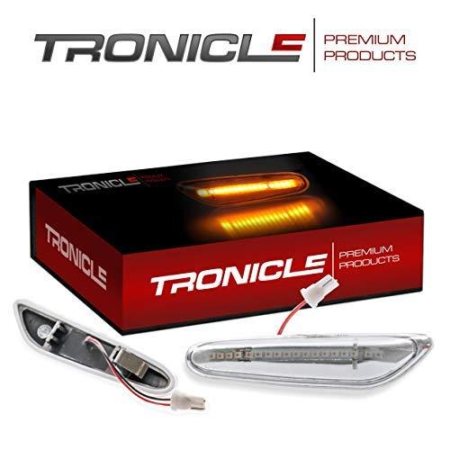 Tronicle SM-BM36AC - Frecce Laterali cromate