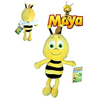 Maya l'Abeille - Peluche Willy, ami 30cm Qualité super soft