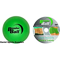 Bender Ball with DVD -The Bender ball Method of Core training and Buns and Thighs combo