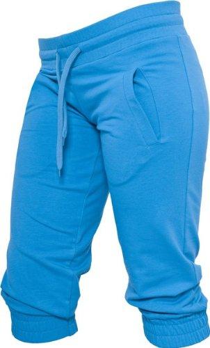 Urban Classics -  Pantaloncini sportivi  - Donna Turchese turchese