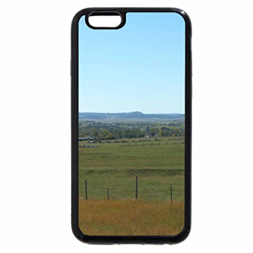 iPhone 6S / iPhone 6 Case (Black) Scenic Nebraska