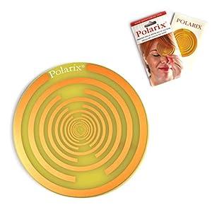 Polarix© – Schmerzen lindernde Scheibe | Chakren-Therapie | Alternative Medizin zur Linderung von Schmerzen im Vergleich zu heilenden Energiesteinen und Schmerzpflaster | IHRE LEBENSENERGIE HEILEN