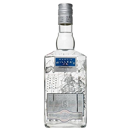 Martin Miller Gin Westbourne Strength 70cl - (Packung mit 6)