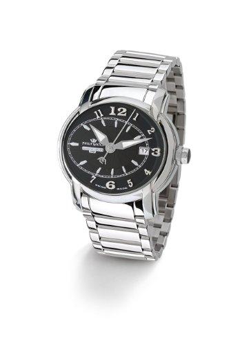 Philip Watch - R8253150025 - Montre Mixte - Quartz Analogique - Bracelet en Acier