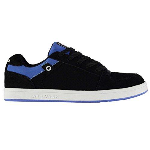 airwalk-brock-skate-zapatos-para-hombre-negro-zapatillas-azules-zapatillas-calzado-negro-y-azul