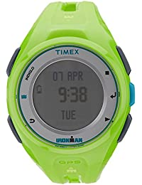 Timex Ironman Sports GPS Unisex Watch - TW5K87500F6