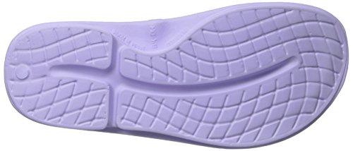 OOFOA #OOfos Damen Ooriginal Thong Sport-& Outdoor Sandalen Periwinkle