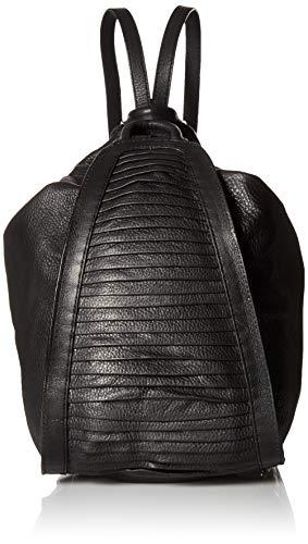 Kooba Handbags Damen Convertible Backpack Calabasas umwandelbarer Rucksack, schwarz, Einheitsgröße -