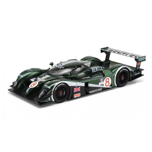 true-scale-miniatures-tsm131811r-miniatura-veicolo-modello-per-la-scala-bentley-speed-8-sebring-2003