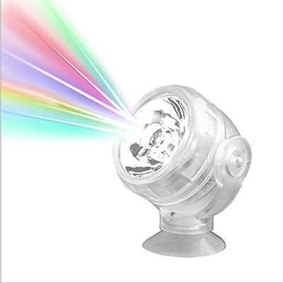 POPETPOP Ampoule sous-Marine à Spectre Complet USB Lampe sous-Marine à LED Lumineuse pour Aquarium LED pour Corail Fish Tank Aquarium Spot Light