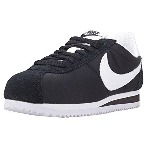 Nike W Cortez Ultra Moire, Zapatillas de Running para Mujer, Negro (Negro (Black/White-Black)), 38 EU
