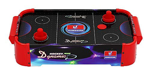 ISO TRADE Hockey de Aire Juego de Mini Mesa de Hockey De Aire para Niños Tiempo de Juego de Niño Juguete de Regalo 6082