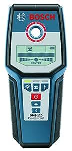 Bosch Professional Détecteur de Métaux GMS 120 0601081000