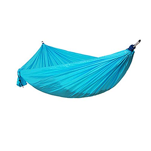 ltraleicht, tragbar und atmungsaktiv, mit Premium Befestigung, für Reise Outdoor Camping Garten 275 * 140cm ()