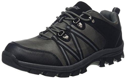 Gregster Chaussures de Randonnées Basses - pour Femmes - Waterproof et Respirante - Confortable et Ultra Légère - Plusieurs Coloris disponobles