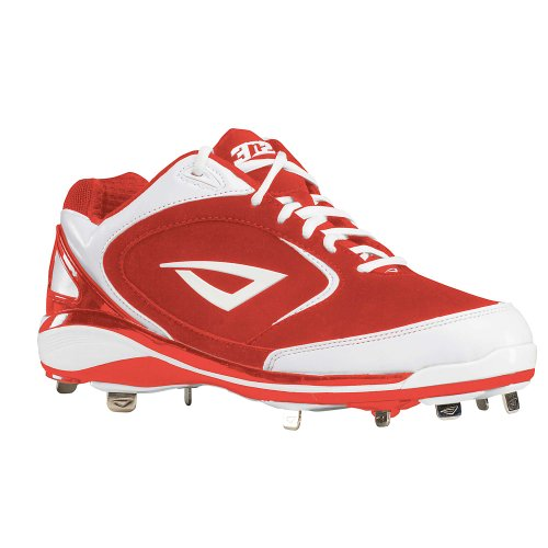 White 3 N2 uomo Pulse Cleat Red baseball fqfCrgwxnI