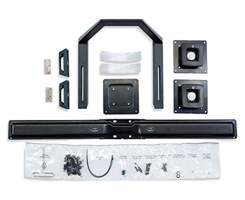 Ergotron 97-783 - 97-783/DUAL MONITOR & HANDLE KIT/17 26