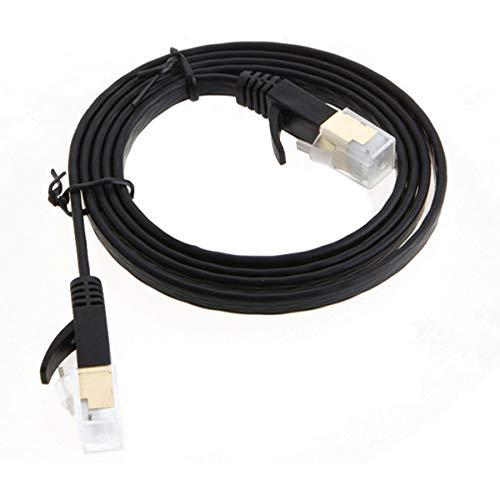 1 m / 2 m / 3 m / 5 m / 10 m CAT7-Netzwerkkabel Patchkabel Flach Design Drahtleitung
